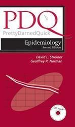 Pdq Epidemiology