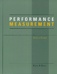 Performance Measurement - Harry Hatry