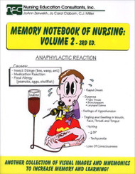 Memory Notebook Of Nursing Volume 2
