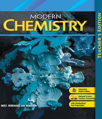 Modern Chemistry - Teacher's Edition