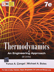Thermodynamics An Engineering Approach    Yunus Cengel