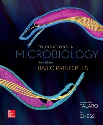 Foundations In Microbiology Basic Principles
