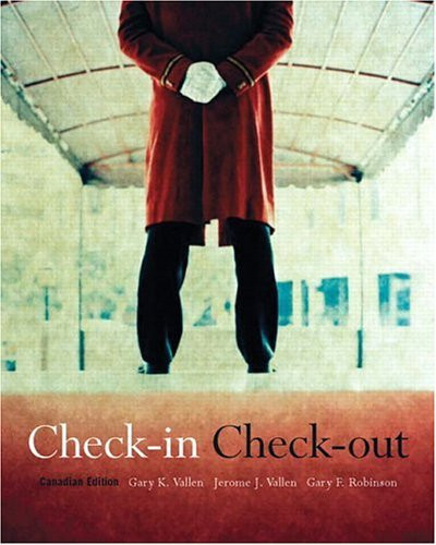 Check in Check Out
