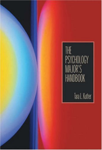 Psychology Major's Handbook