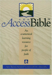 Access Bible New Revised Standard Version With Apocrypha