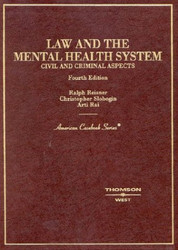 Law And The Mental Health System Civil And Criminal Aspects