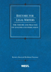 Rhetoric for Legal Writers