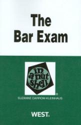 Bar Exam In A Nutshell
