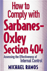 How To Comply With Sarbanes-Oxley Section 404