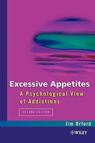 Excessive Appetites