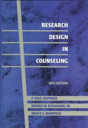 Research Design In Counseling - P Paul Heppner