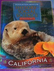 Social Studies California Student Edition Level 3