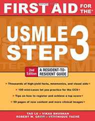 First Aid For The Usmle Step 3 - by Tao Le
