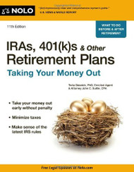 Iras 401Ks And Other Retirement Plans