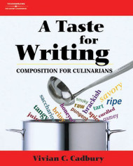 Taste For Writing