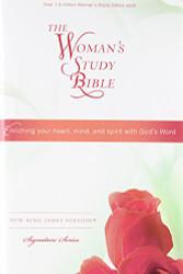 Nkjv Woman's Study Bible Personal Size