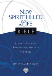 Nkjv New Spirit-Filled Life Bible