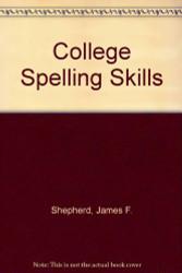 College Spelling Skills