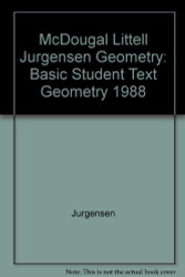 McDougal Littell Jurgensen Geometry