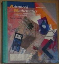 Advanced Mathematics - Teacher's Edition
