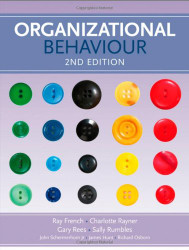 Organizational Behaviour by Ray French