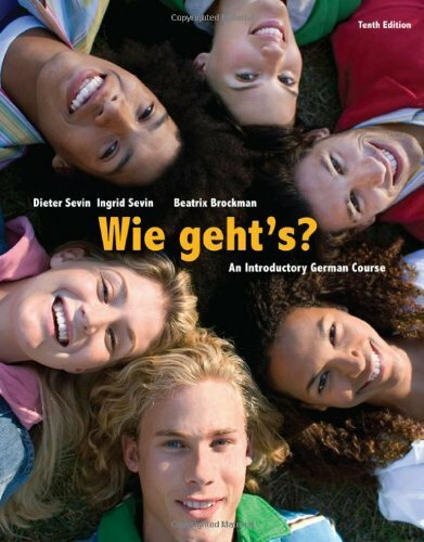 Wie Geht's? An Introductory German Course