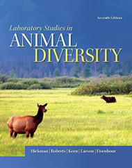 Laboratory Studies In Animal Diversity