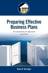 Preparing Effective Business Plans