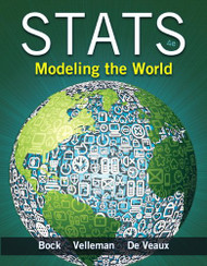 Stats Modeling The World - David Bock