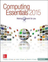 Computing Essentials Introductory