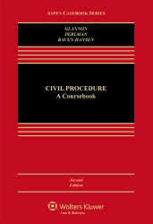 Civil Procedure A Coursebook