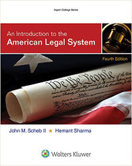 Introduction To The American Legal System