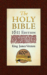 Holy Bible: King James Version -  Hendrickson Publishers
