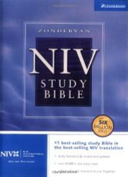 Zondervan Niv Study Bible