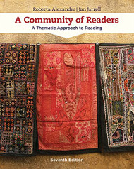 Community Of Readers   (Roberta Alexander)