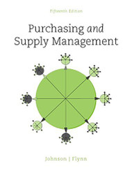 Purchasing And Supply Management