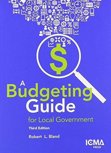 Budgeting Guide For Local Government