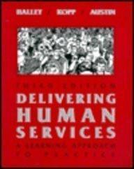 Delivering Human Services