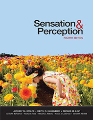 Sensation And Perception - Jeremy Wolfe