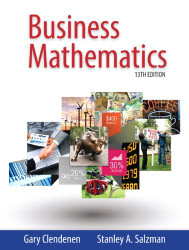 Business Mathematics   [Gary Clendenen]