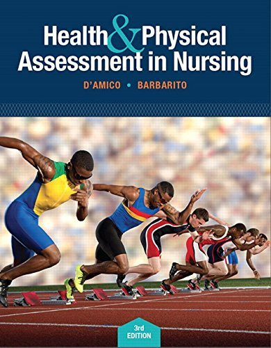 Health And Physical Assessment In Nursing