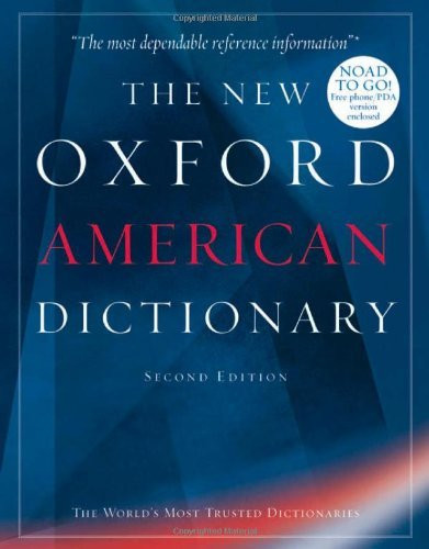 New Oxford American Dictionary by Angus Stevenson