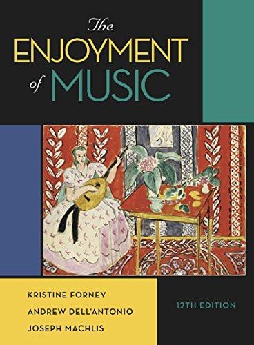 Enjoyment Of Music