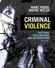 Criminal Violence
