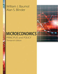 Microeconomics Principles And Policy - William Baumol