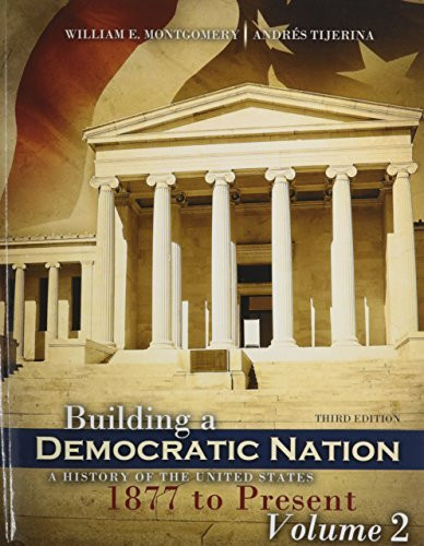 Building A Democratic Nation Volume 2