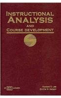 Instructional Analysis And Course Development