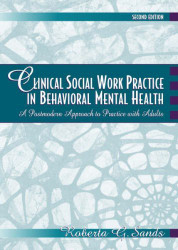 Clinical Social Work Practice In Behavioral Mental Health