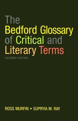Bedford Glossary Of Critical And Literary Terms