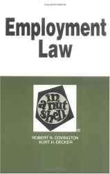 Employment Law In A Nutshell